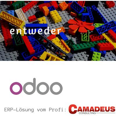 Camadeus - Odoo ERP